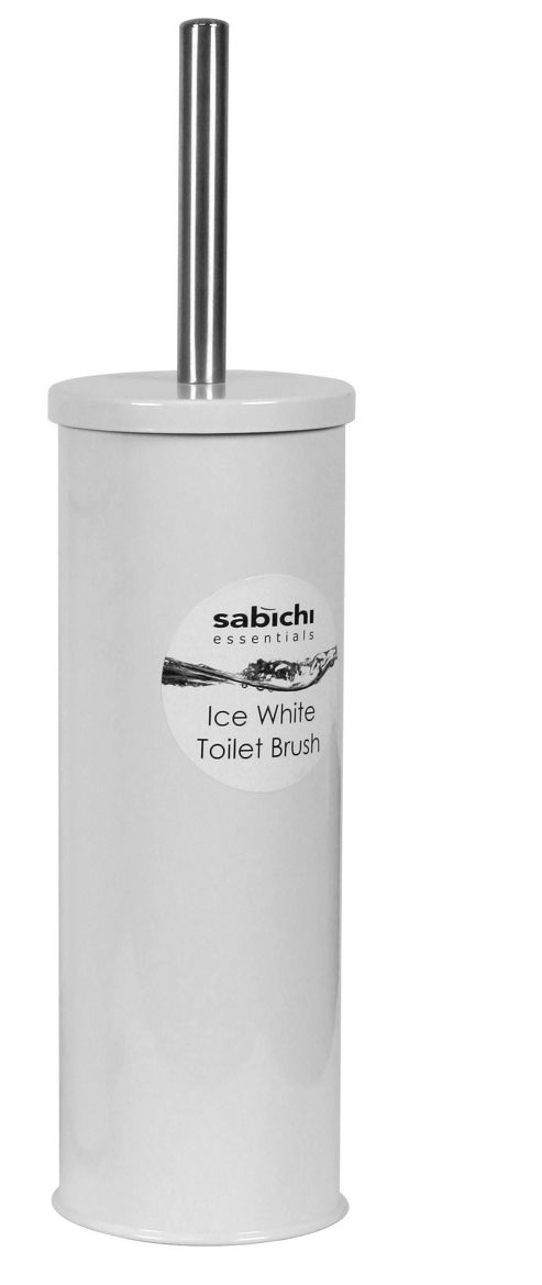 Sabichi White Toilet Brush