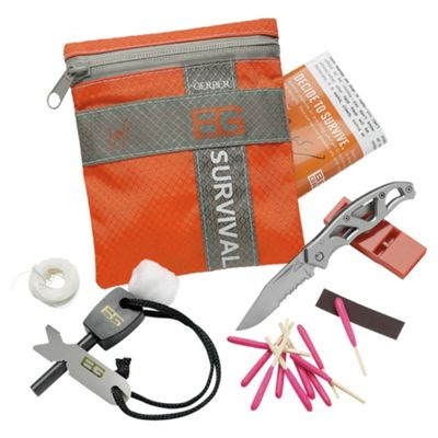 Gerber Bear Grylls Survival Series Basic Survival Kit