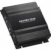 Ground Zero Iridium 2080HPX-B 2 Channel Amplifier