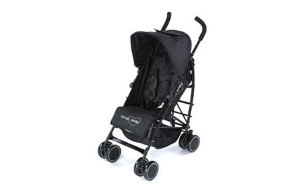 Your Baby - California Baby Buggy/Pushchair Black