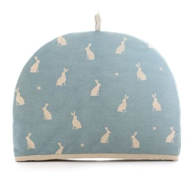 Rushbrookes Stargazing Hare 100% Cotton Tea Cosy 16150171