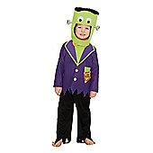 F&F Frankenstein's Monster Halloween Costume - Green