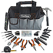 Vonhaus 92 Piece Tool Set with Heavy Duty Bag