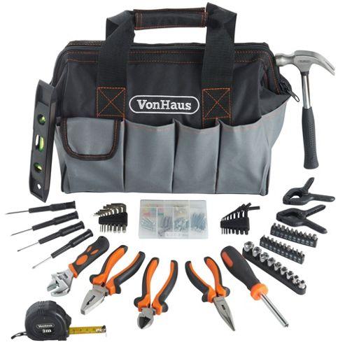 Vonhaus 92 Piece Tool Set with Heavy Duty Bag
