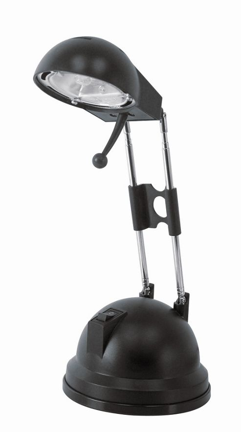 Home Essence Halo Reach 20W Task Lamp in Black