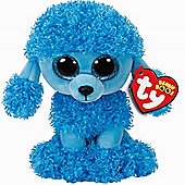 TY 36851 Beanie Boos Mandy The Poodle, Reg
