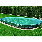 Debris Cover For 30ft x 15ft Oval Splasher Pools