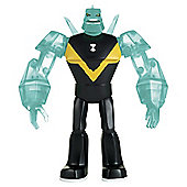 Ben 10 Deluxe Power Up Figures - Diamond Head