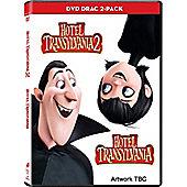 Hotel Transylvania / Hotel Transylvania 2 DVD