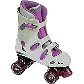 Phoenix Quad Skates - Pink - Size 2