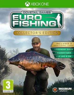 Euro Fishing Sim - Collector's Edition