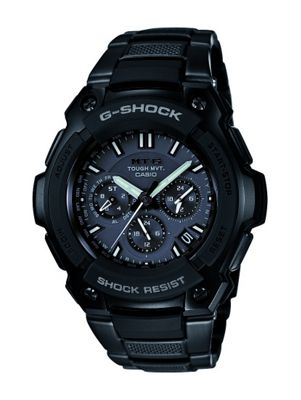Casio G-Shock MT-G Premium Chronograph Watch MTG-1200B-1AER