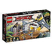 LEGO Ninjago Movie Manta Ray Bomber 70609