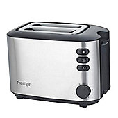Prestige 59901 Brushed Stainless Steel 2 Slice Toaster - Silver
