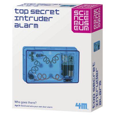 Science Museum - Top Secret Intruder Alarm