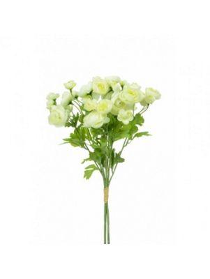 Artificial - Ranunculus Bundle - Cream