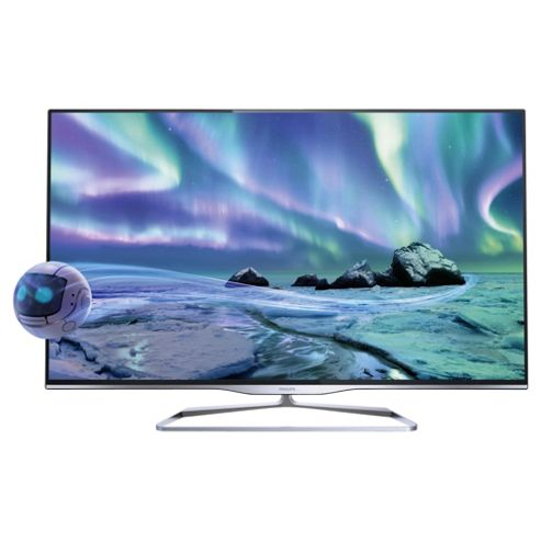 Philips 32PFL5008T 32 Inch Ambilight 3D Smart Full HD 1080p LED TV With Freeview HD