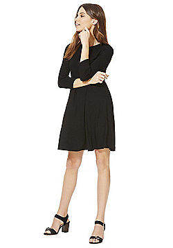F&F Swing Dress - Black