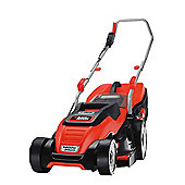 BLACK+DECKER EMAX34i-GB 1400W Electric Rotary Lawn Mower