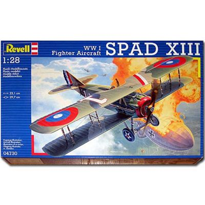 Revell Spad Xiii 1:28 Aircraft Model Kit - 04730