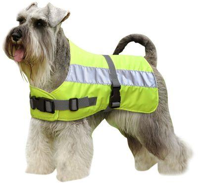 Flectalon Hi Viz Dog Coat Blue 60cm
