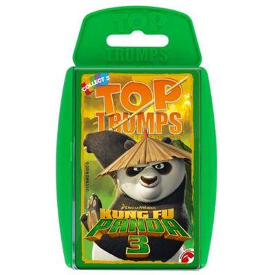 Top Trumps - Kung Fu Panda 3