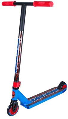 Madd Gear Madd Kick Pro X Stunt Scooter - Blue/Red