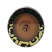 W7 Bronzer Shimmer Pressed Powder Compact 14g