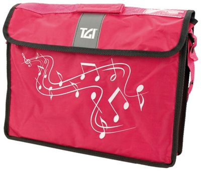 TGI Music Carrier Plus - Pink