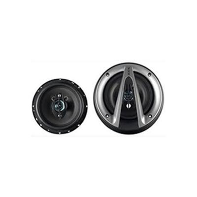 2x iCES ICS504 5.25'' 3-Way 130 Watt Sensitivity Car Speakers