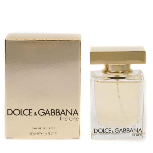Dolce & Gabbana The One 50ml Eau De Toilette