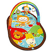 B Kids Travel Discovery Baby Gym