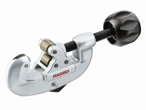Ridgid Screw Feed No.15 Tubing and Conduit Cutter 28mm Capacity 32920