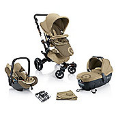 Concord Neo Travel Set (Honey Beige)