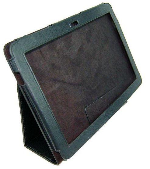 U-bop Neo-ORBIT Leather Case - Black