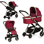 iCoo Acrobat XL Plus Trio Set (Diamond Ruby)