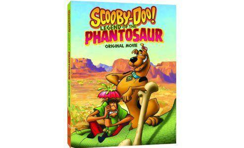Scooby-Doo Legend Of The Phantasaur (DVD)