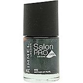 Rimmel Salon Pro Nail Polish 12ml - 602 Mother Of Pearl