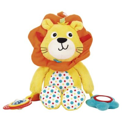 Carousel Wriggly Lion
