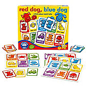 Orchard Toys Red Dog, Blue Dog Matching Game