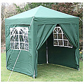 Airwave Pop Up Gazebo Fully Waterproof 2x2m in Green