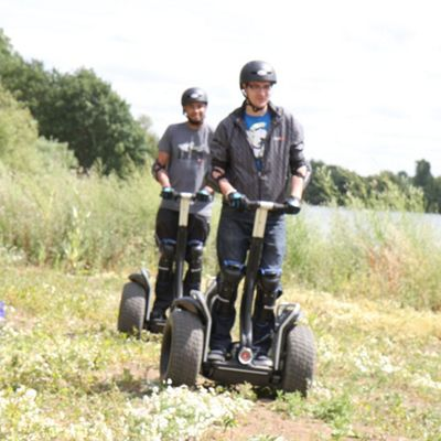 2 for 1 60 Minute Segway Experience for Two - Weekdays