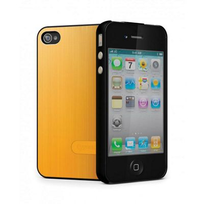 Cygnett UrbanShield Case for iPhone 4 - Bronze