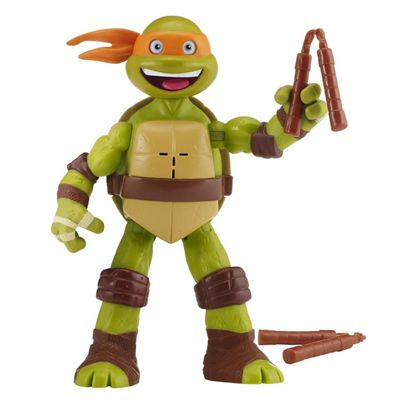 Teenage Mutant Ninja Turtles Michelangelo Figure TMNT Kids Toy Children's Boys