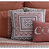 Dreams n Drapes Kalisha Cushion Cover - Spice 43x43cm