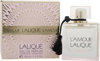 Lalique L'Amour Eau de Parfum (EDP) 100ml Spray For Women