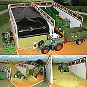 Brushwood Bt8500 Monster Silage Pit - 1:32 Farm Toys