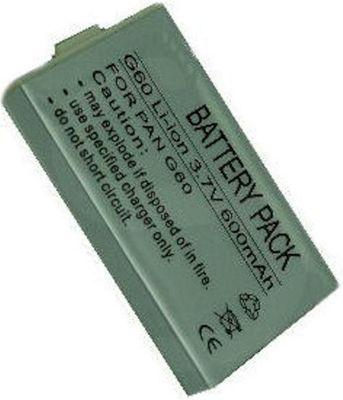 U-bop PowerSURE Performance Battery For Panasonic G60