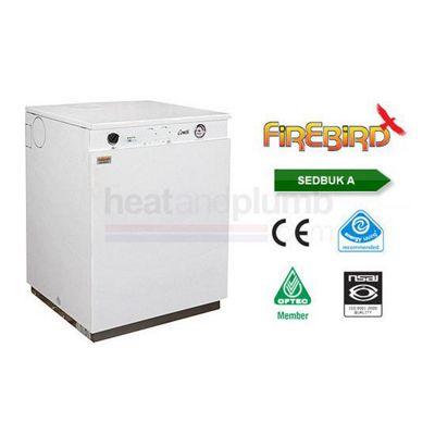 Firebird Enviromax Condensing Combi Oil Boiler 35kW