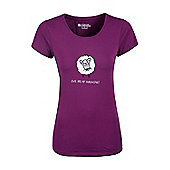 Mountain Warehouse Ewe Are My Sunshine Womens T-Shirt  ( Size: 6 )